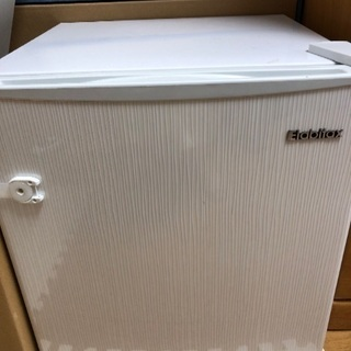 1ドア冷蔵庫Elabitax 冷蔵庫 ER-517(W) 46ℓ