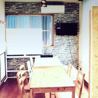 松戸レンタルスペース キッチン付き戸建て 時間貸