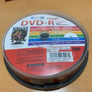 【未使用】DVD-R