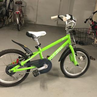 ルイガノ キッズ用自転車 16インチ 美品