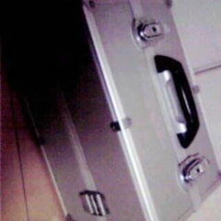 超目玉! セフォラ 生産中止 平成13年  アルミ製 メークボックス!