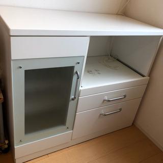 お取引中  キッチン棚