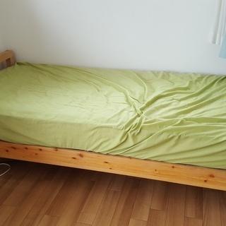 シングルベッド※引取に来て頂ける方限定