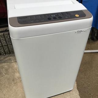 お薦め品‼️パナソニック洗濯機7kg 2017年