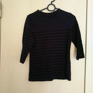 🐼UNIQLO七分丈Tシャツ