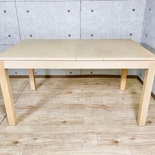 K5*79 IKEA BJURSTA ビュースタ ダイニングテー...