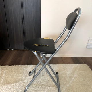 折り畳み椅子 スツール