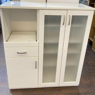 キッチンボード メーカー不明 食器棚