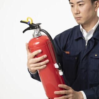 【安定収入】未経験歓迎!軽作業の消防設備点検作業員で高収入!