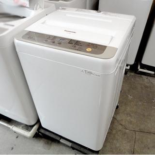 2016年製 洗濯機 6.0㎏ パナソニック 幅56.2 NA-...