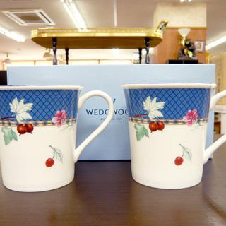 新品 WEDGWOOD マグカップ FRUIT SYMPHONY...
