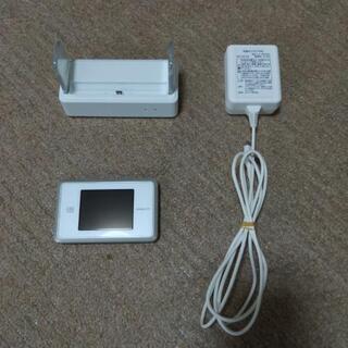 UQ WiMAX WX03 クレードル付き