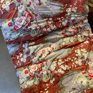 綿混敷き布団 日本製