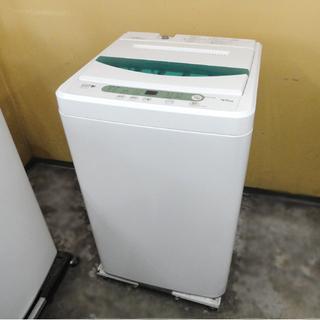 2018年製 洗濯機 4.5㎏ ハーブリラックス 幅56.5 Y...