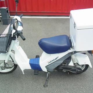 スズキ MOLLET 50cc 走行距離:12789km
