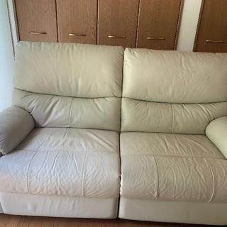 ニトリのソファ、無料で差し上げます。申し込み期限6/3