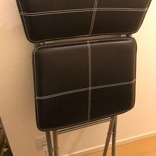 ニトリ 折り畳み椅子 ゆずります