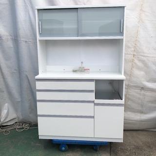 高橋木工所 食器棚 サイドボード キッチン収納 レンジボード