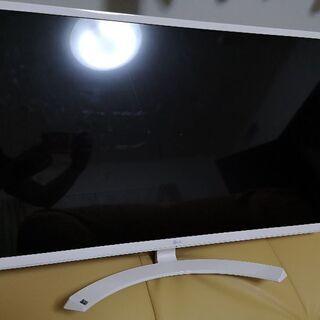 LG 31.5型モニター 超美品