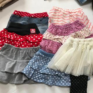 スカート パンツ 6点セット