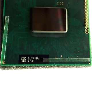 ノートパソコン用CPU