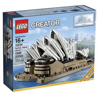 LEGO オペラハウス