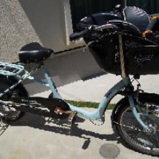 子乗せ自転車 ふらっかーずシュシュ