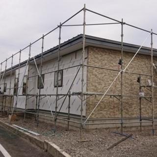 一般住宅・大型施設等の板金・外壁工事