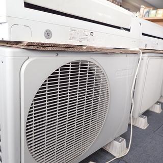 エアコン中古 6畳用✕2台、8~10畳用✕1台 あります。