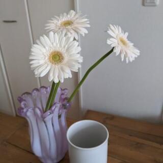 フラワーベース2点 花瓶