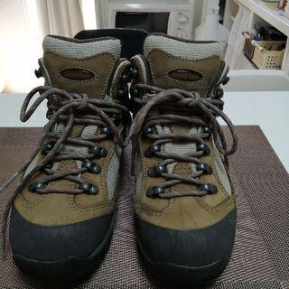 モンベル 登山靴 22.5