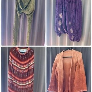 エスニックファッション アジアンファッション 小物 - 西伯郡