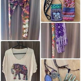 エスニックファッション アジアンファッション 小物 - 売ります・あげます
