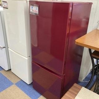 【配送設置無料エリア拡大】 アクア ノンフロン冷凍冷蔵庫 184...