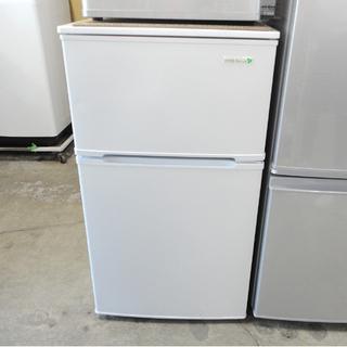 ハーブリラックス 2ドア冷蔵庫 2017年製 137L YRZ-...