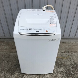 【TOSHIBA】 東芝 全自動洗濯機 縦型 AW-42ML-W...
