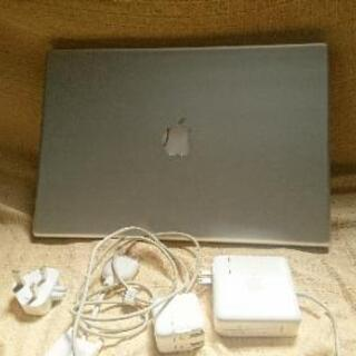 最終値下 Mac Book Pro A1226 起動OK バッテ...