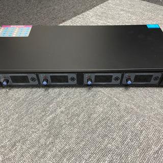 UHF プロフェッショナル ワイヤレスマイクシステム