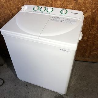 2層式洗濯機 パナソニック 2019年 4kg