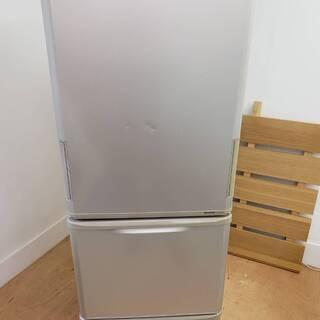 SHARP大型冷蔵庫 350L 東京 神奈川 格安配送 ka101