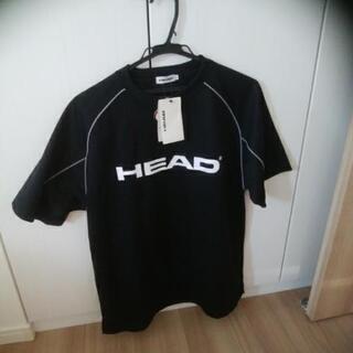 未使用タグ付き HEAD Tシャツ