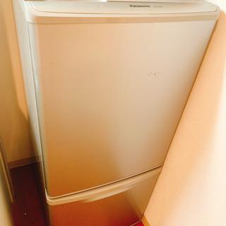 パナソニック冷蔵庫138L