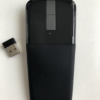 持ち運び便利 USB 無線マウス