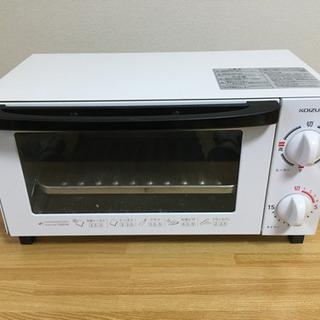 値下げしました。¥1,500-→¥1,000- オーブントースタ...