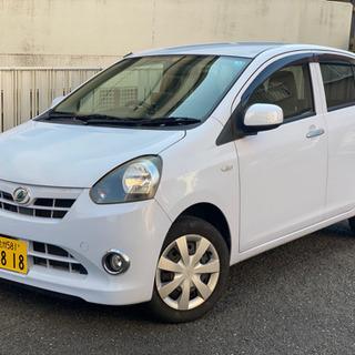 ミライース🉐燃費リッター23🉐車検令和2年10月🉐格安コミコミ乗...