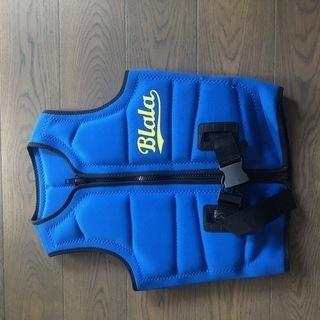 新品未使用のライフジャケット、レディース