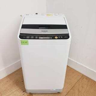 Panasonic 洗濯機 6kg 東京 神奈川 格安配送 ka105