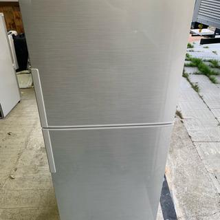シャープ 冷蔵庫 SJ-D23B-S 2016年