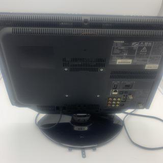 TOSHIBA  REGZA   液晶カラーテレビ  19RE1