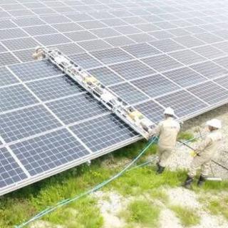 太陽光パネル施工、災害復旧土木工事、解体作業員の求人募集!